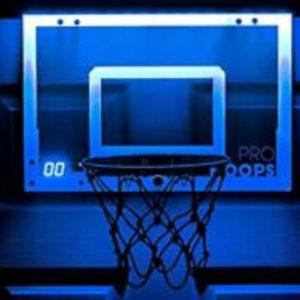 Pro Hoops Basketball - LED