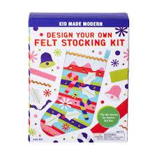 Design Your Own Felt Stocking Kit