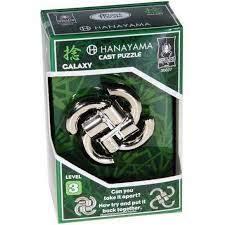 Hanayama Puzzle- Galaxy LVL 3