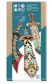 Like A Pirate Mosaic Sword