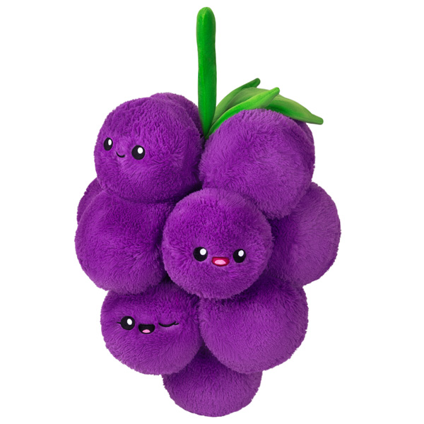 Squishable Grapes