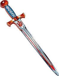 Viking Sword, Red