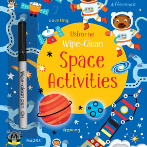 Wipe-Clean, Space Activities