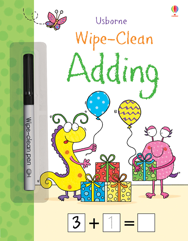 Wipe-Clean, Adding