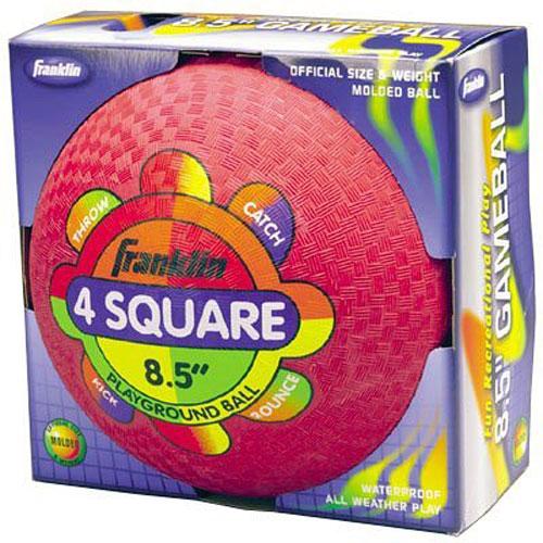 Four Square Playground Ball