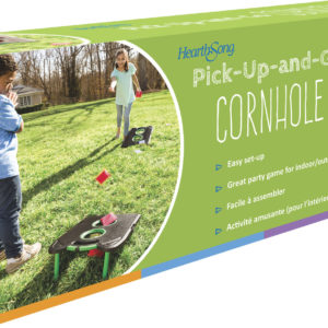 Pick Up And Go Corn Hole