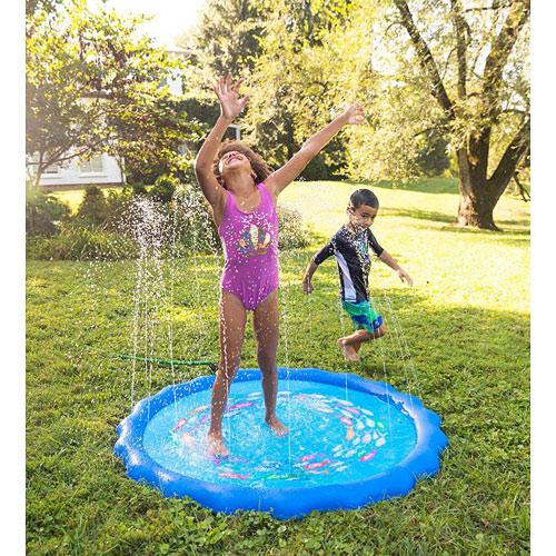 Fountain Splash Pad