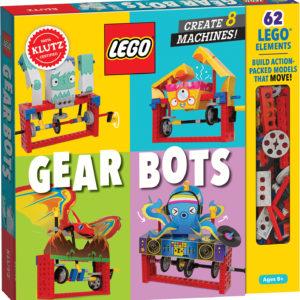 Lego Gear Bots