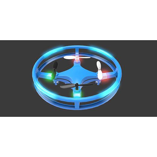Sky Lighter Disc Drone Blue