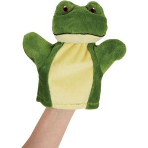 My First Puppets - Frog