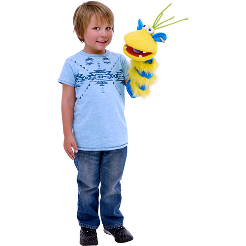 Sockettes Glove Puppets - Ringo