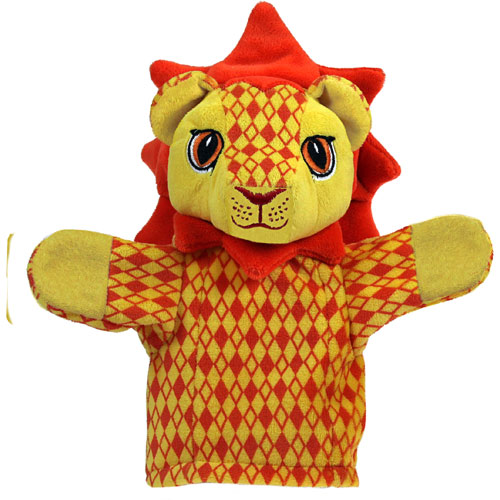 My Second Puppets - Lion