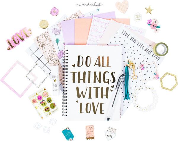 STMT DIY Journaling Set