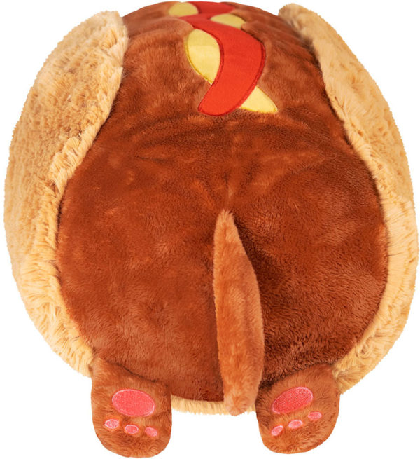 "Squishable Dachshund Hot Dog 15"""