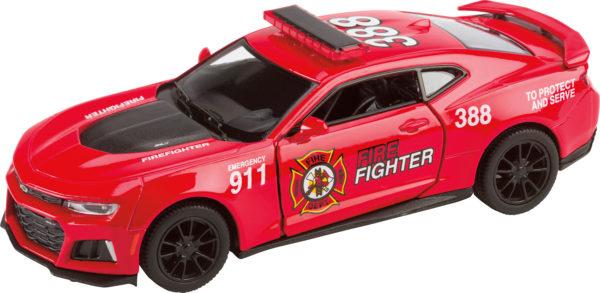 2017 Chevy Camaro ZLI Police and Fire
