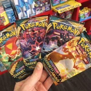 Pokémon basic deck