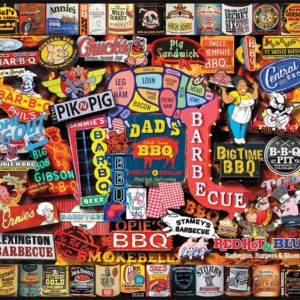 Barbeque Puzzle