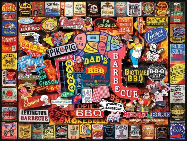 Barbeque Puzzle