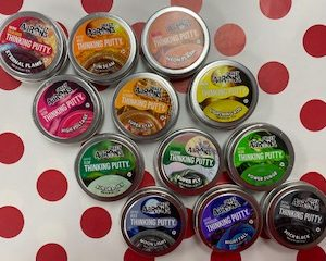 Crazy Aaron's Putty Tins