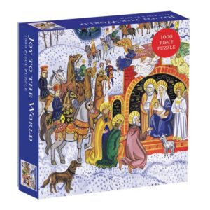 Joy to the World Puzzle