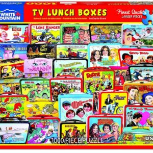 TV Lunch Boxes