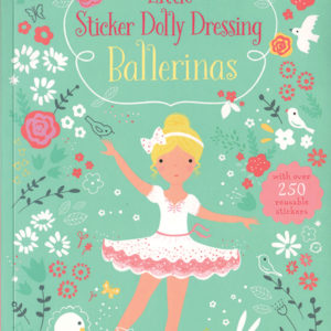 Little Sticker Dolly Dressing Ballerinas
