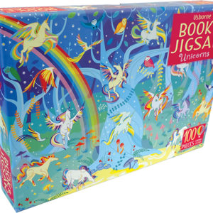 Unicorns - Book & Jigsaw Puzzle