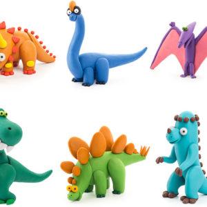Hey Clay - Dinos