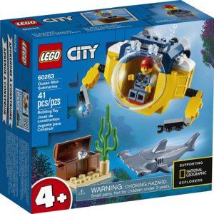 Mini Submarine