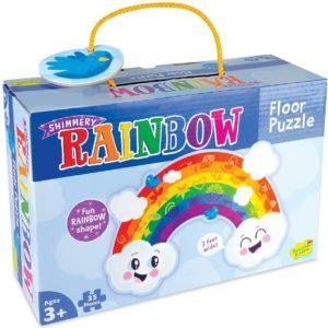 Rainbow Floor Puzzle
