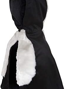 Skunk Baby Cape