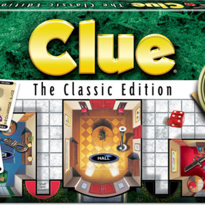 Clue Classic Edition Board Game