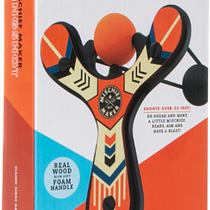 Mischief Maker Slingshot Classic Series - Orange