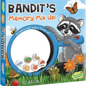 Bandit's Memory Mix Up Game