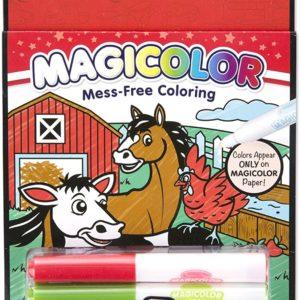 Magicolor Coloring Pad Farm Animals