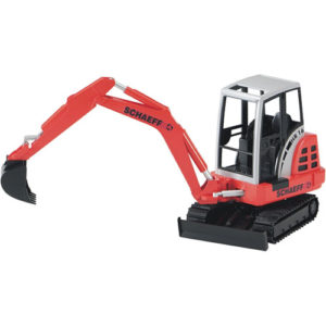 Schaeff Mini Excavator Hr 16