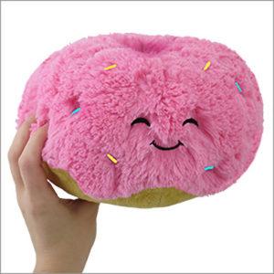 """Mini Pink Donut (7"""")"""