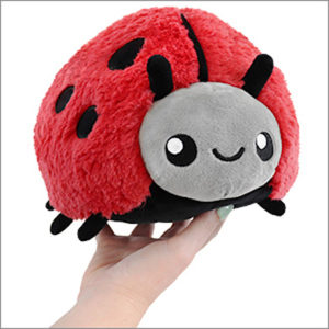 "Mini Ladybug (7"")"