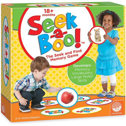 Seek-a-Boo! Memory Game