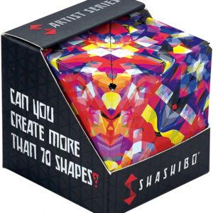 Shashibo - The Shape Shifting Box - Artist Series: Confetti