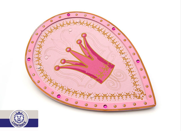 Liontouch Queen Rosa Shield