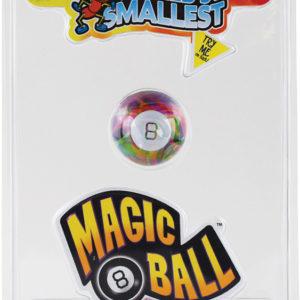 World's Smallest Magic 8 Ball Tie-Dye