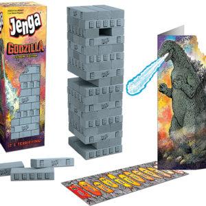 JENGA: Godzilla Extreme Edition