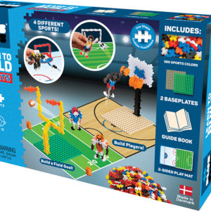 Plus-Plus Learn to Build: Sports