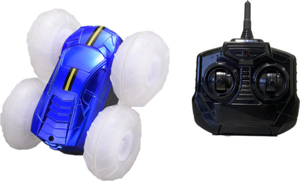 Turbo Twister Flip Racer - Blue