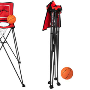 Hoopman! Portable Basketball Goal
