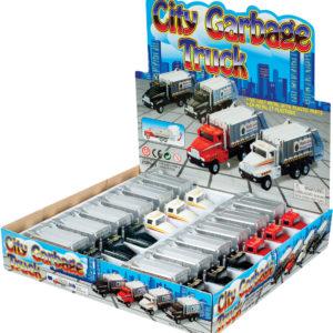 CITY GARBAGE TRUCK