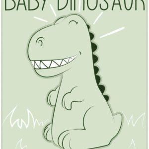 Baby Dinosaur Night Light