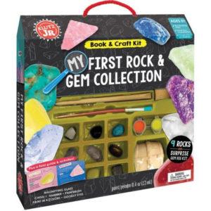 Klutz Jr My First Rock & Gem Kit