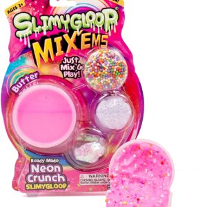 Neon Crunch Slimygoop